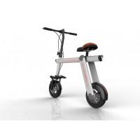 Электрический мини-велосипед Joyor Mbike M2 White