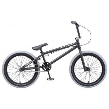 """Велосипед Tech Team BMX Mack 20"""" черный"""