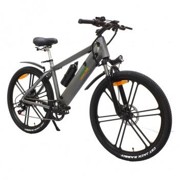 Электровелосипед GreenCamel Рейнджер (R26 500W 48V 10Ah) серый